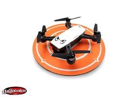 25cm Mini Waterproof Sunfast Nylon Landing Pad