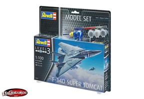 Model Set F-14D Super Tomcat (63950)