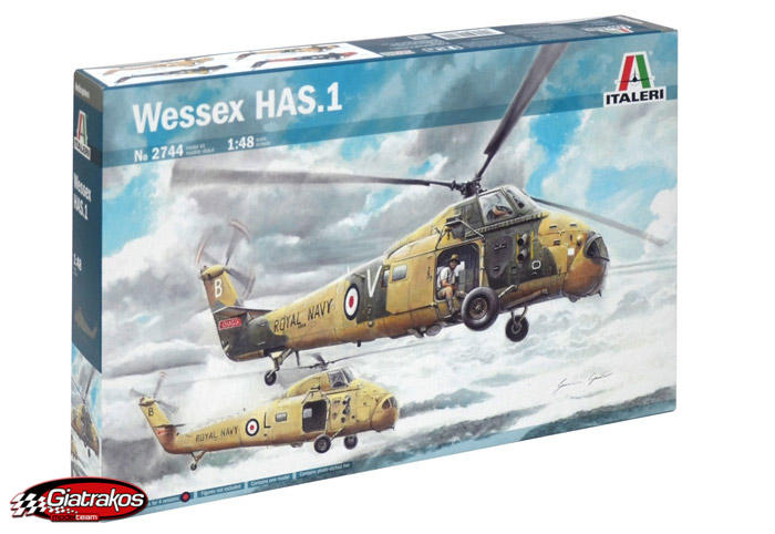 WESSEX HAS. 1 1/48 (2744)