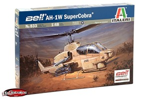 AH-1W SUPER COBRA 1/48 (833)