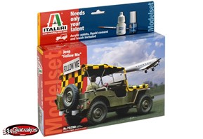 JEEP Follow Me - Model Set (70390)