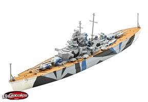 War Ship Tirpitz (65822)