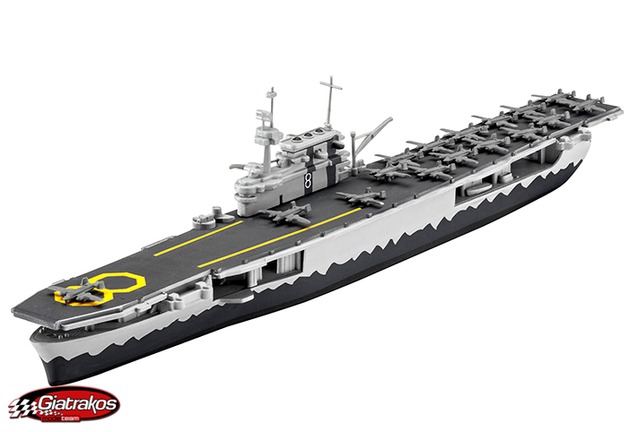 USS Hornet War Ship (65823)