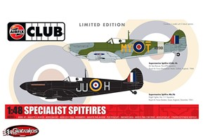 Specialist Spitfires 1:48 (A82015)