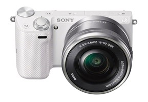 Sony Alpha NEX-5R Mirrorless Digital