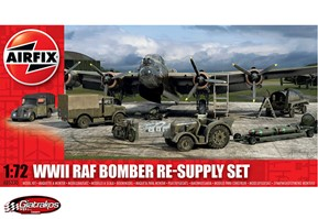WWII RAF Bomber Re-supply Set (A05330)