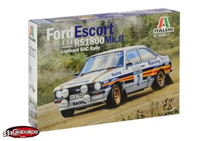 Ford Escort RS 1800 Mk.II Rally (3650)