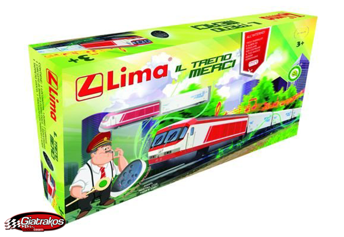 Junior Treno Merci with Controller (1243)