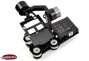 Walkera G-3D 3-Axis Brushless Gimbal (USED)