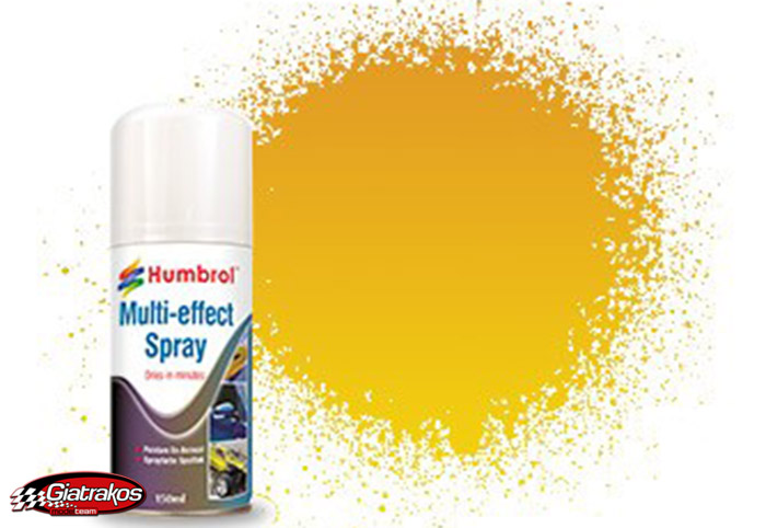 Gold Multi-Effect Spray (AD6211)