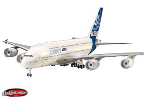 Airbus A 380 Design New livery (04218)