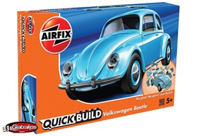 VW Beetle Blue (J6015)