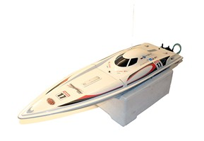Kyosho Twinstorm 800 Electric RC Boat