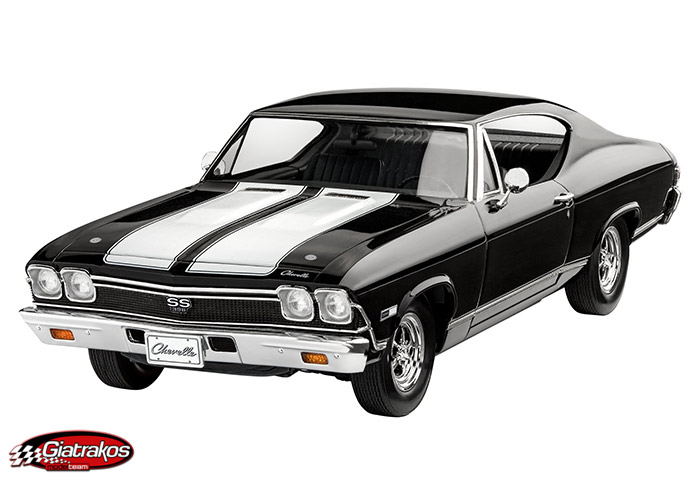 1968 Chevy Chevelle SS 396 (07662)