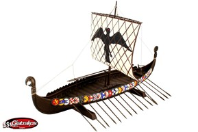 Viking Ship Scale 1/50 (05403)