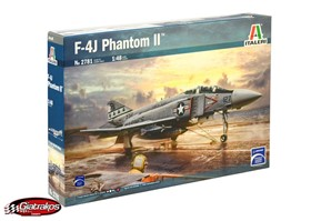 F-4J Phantom II, Scale 1:48 (2781)