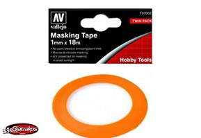 Precision Masking Tape 1mm (T07002)