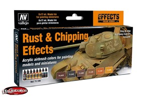 Rust & Chipping Effects Set  (71186)