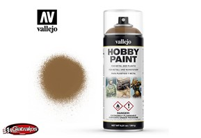 Leather Brown Vallejo 400ml (28014)