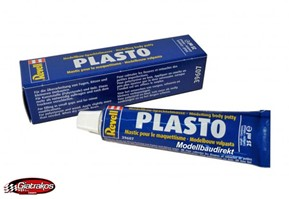 Plasto body putty - Filler - Στόκος (39607)