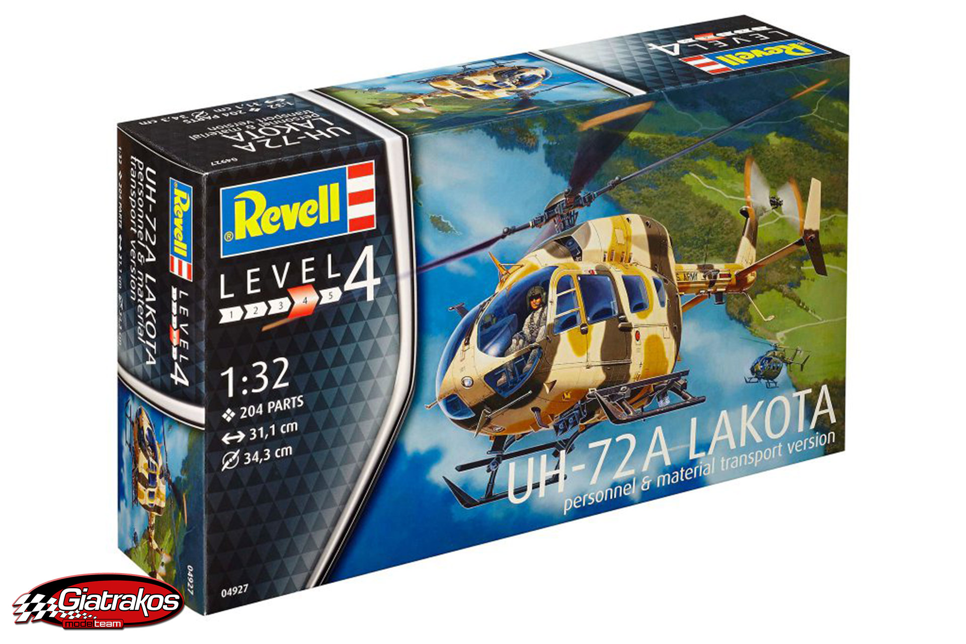 UH-72A Lakota 1/32 (04927)