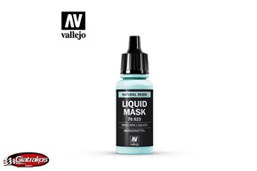 Liquid Mask Natural Resin - Vallejo (70523)