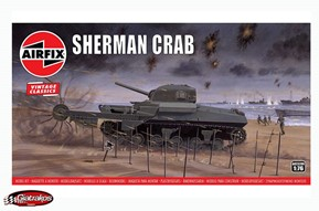 Sherman Crab 1:76 (02320V)