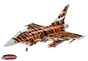 Eurofighter Typhon Bronze Tiger (03970)