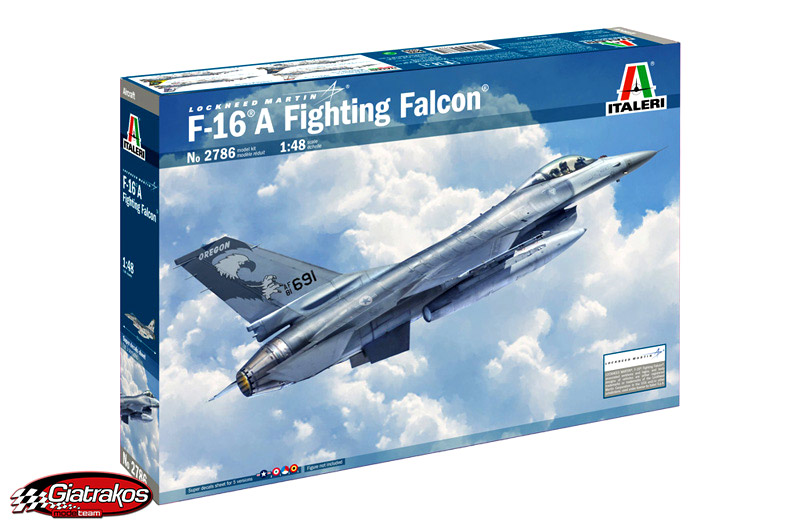 F-16 A Fighting Falcon 1/48 (2786)