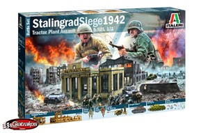 Stalingrad Siege 1942 Battle Set (6193)