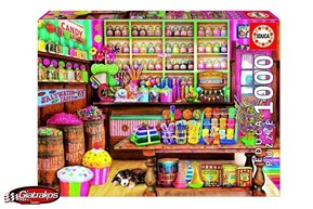The Candy Shop 1000pcs (17104)