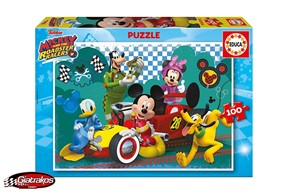 Mickey Roadster Racers Puzzle (17240)