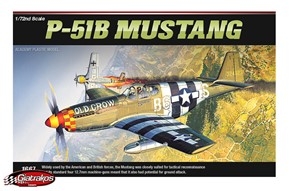 P-51B Mustang, the Fighter (12464)