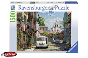 Idyllic South of France, Puzzle (163267)