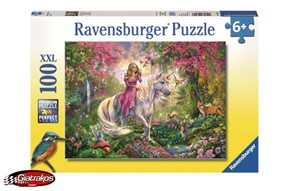 Magical Ride, Princess Puzzle 100pcs (106417)