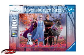 Magic of the forest, Frozen Puzzle (128679)