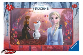 Looking forward, Frozen II 15pcs XXL (050994)