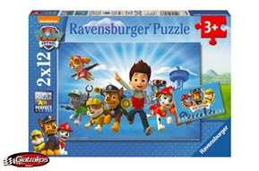 Ryder and the Paw Patrol Puzzle (075867)