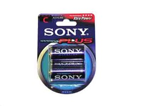 Sony Batteries 2 C type