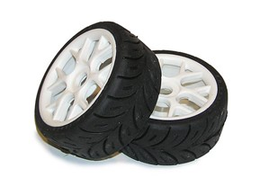 SP00010 Rally tyres 1/8
