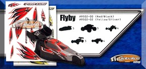 9502-00 Flyby Red