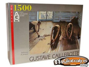 Puzzle Gustave