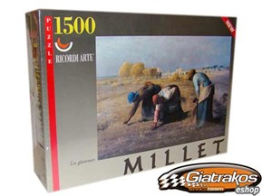 Puzzle Millet, glaneuses