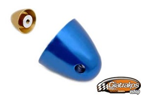 Spinner Blue 5mm