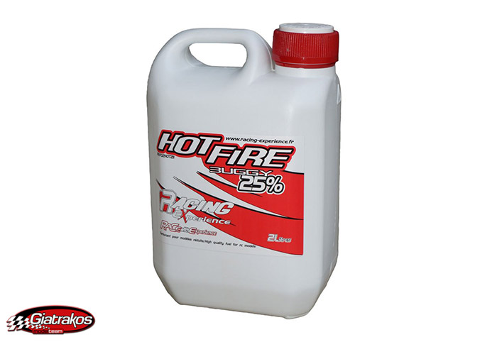 Racing Hot Fire 25% 2lt