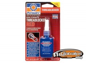 26210 Threadlocker red