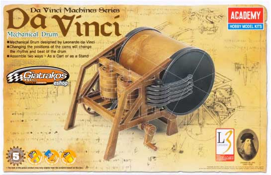 Mechanical Drum 18138