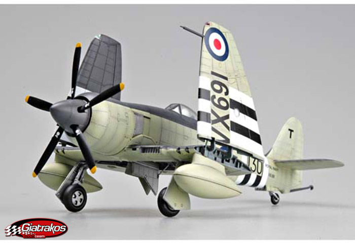 Hawker Sea Fury 1/48 (02844)