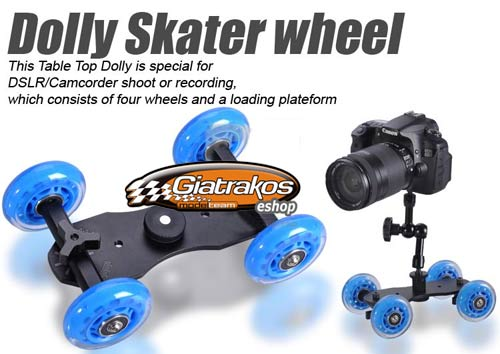 Dolly Skater wheel
