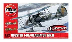 Gloster Gladiator J-8A
